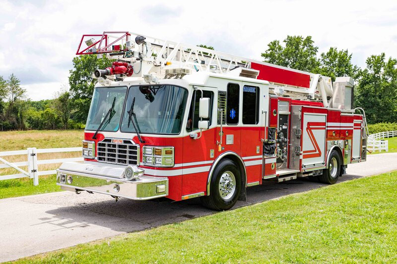 Deep South, Used Fire Truck